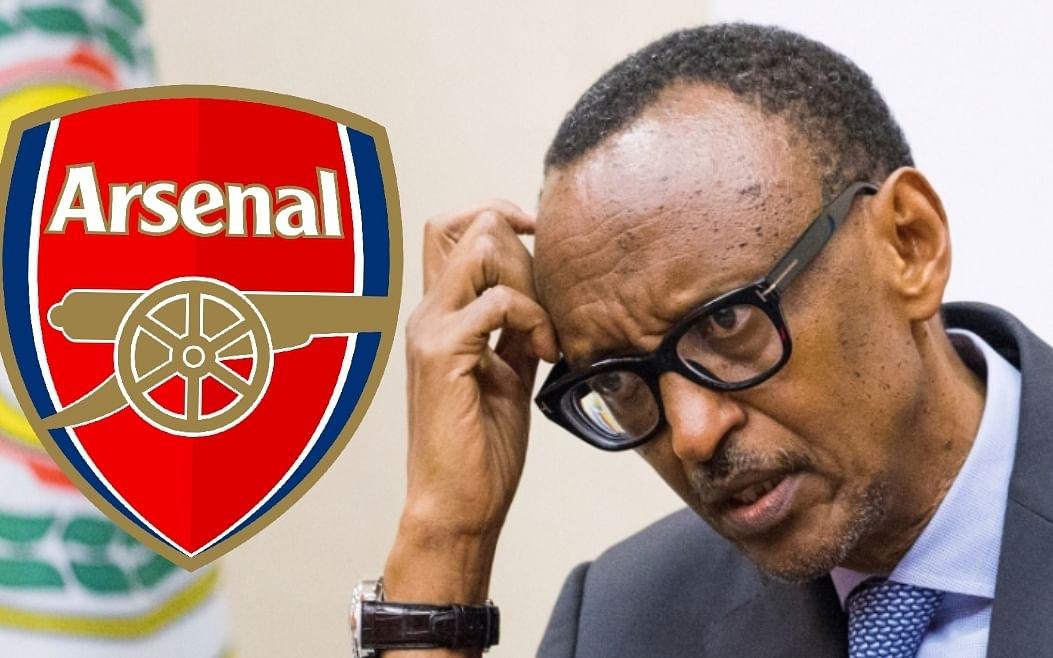 Arsenal fans don't deserve mediocrity, Rwanda president criticises dismal performance