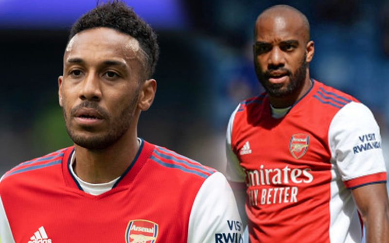 Blow for Arsenal as Aubameyang, Lacazette to miss Brentford opener