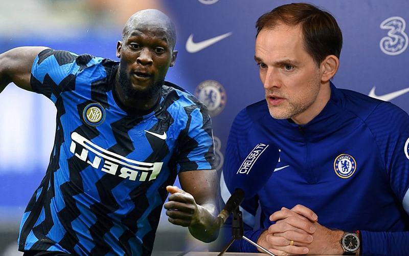 Chelsea manager Tuchel reacts to Romelu Lukaku rumours