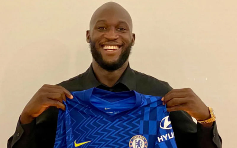 OFFICIAL: Chelsea resign Lukaku after seven years