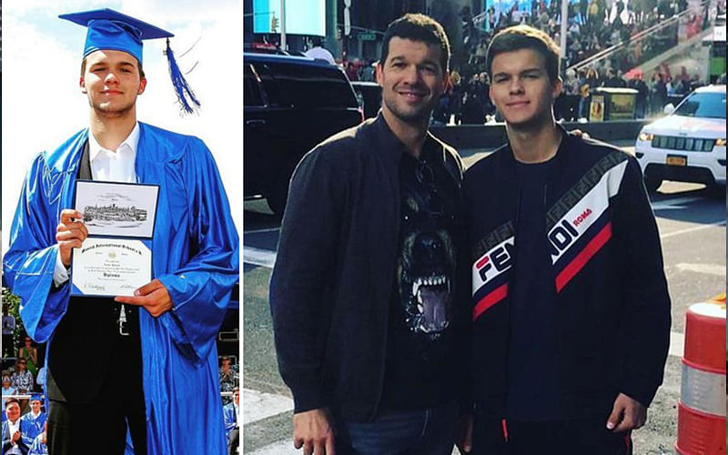 Ex-Chelsea star Michael Ballack's 18-year-old son dies in quad bike accident