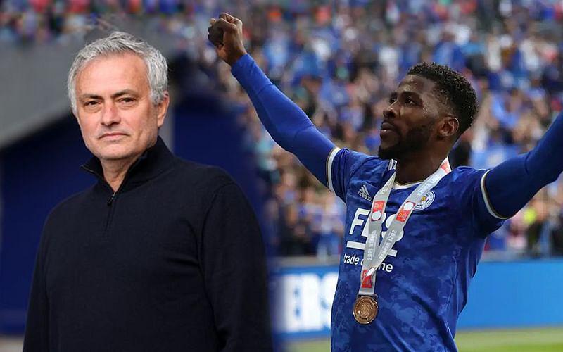 Transfer: Mourinho eyes Nigeria's Iheanacho for Roma -Report