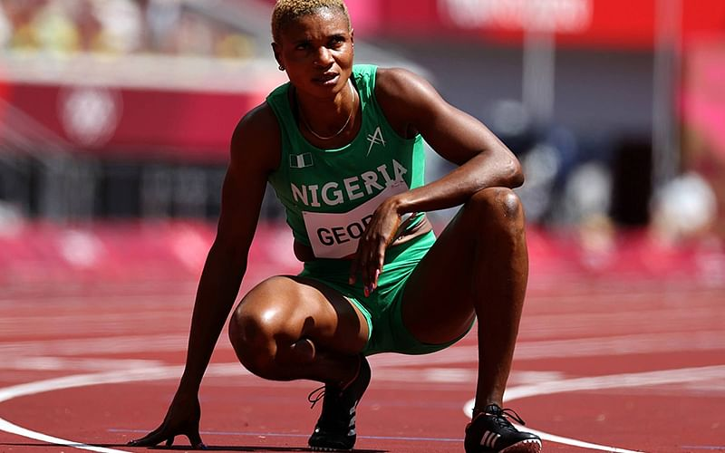My husband dumped me with two kids for refusing to quit athletics – Nigeria's Olympic sprinter