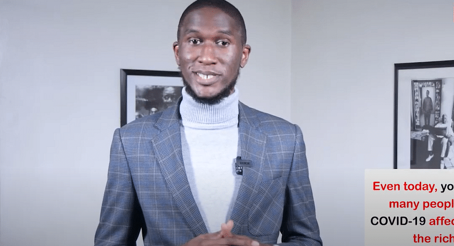 VIDEO: Does COVID-19 only affect rich people?