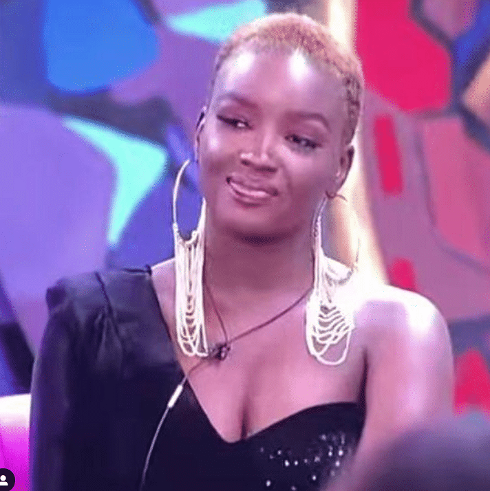 BBNaija:My man didn't want me to audition for reality show,says Saskay