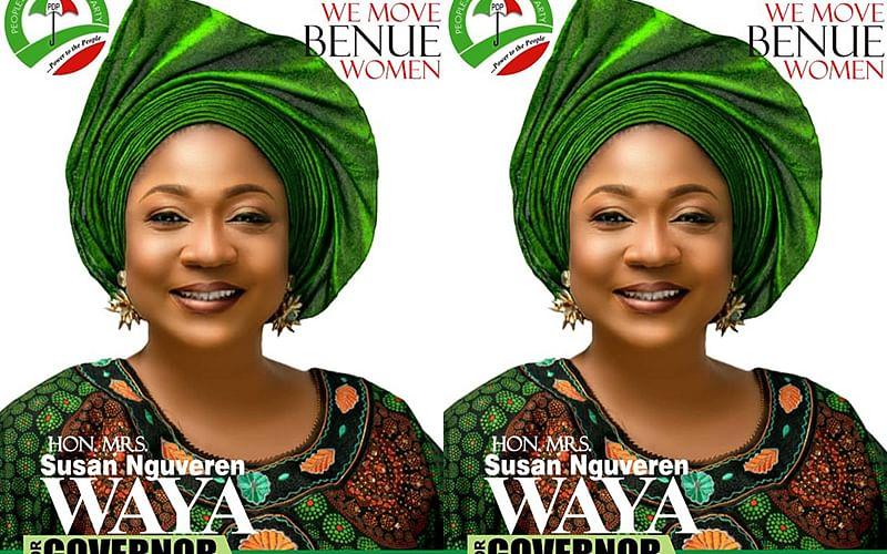 Kiddwaya's mum, Susan Waya, to contest Benue governorship