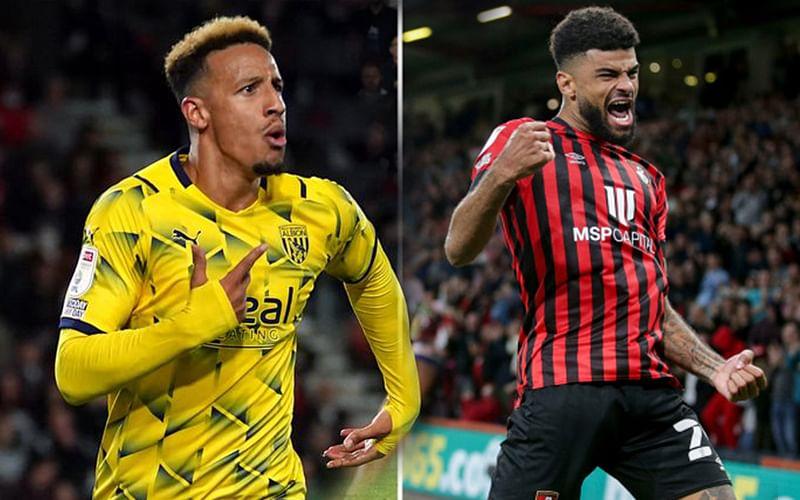 West Brom, Bournemouth begin English Championship season with 2-2 draw