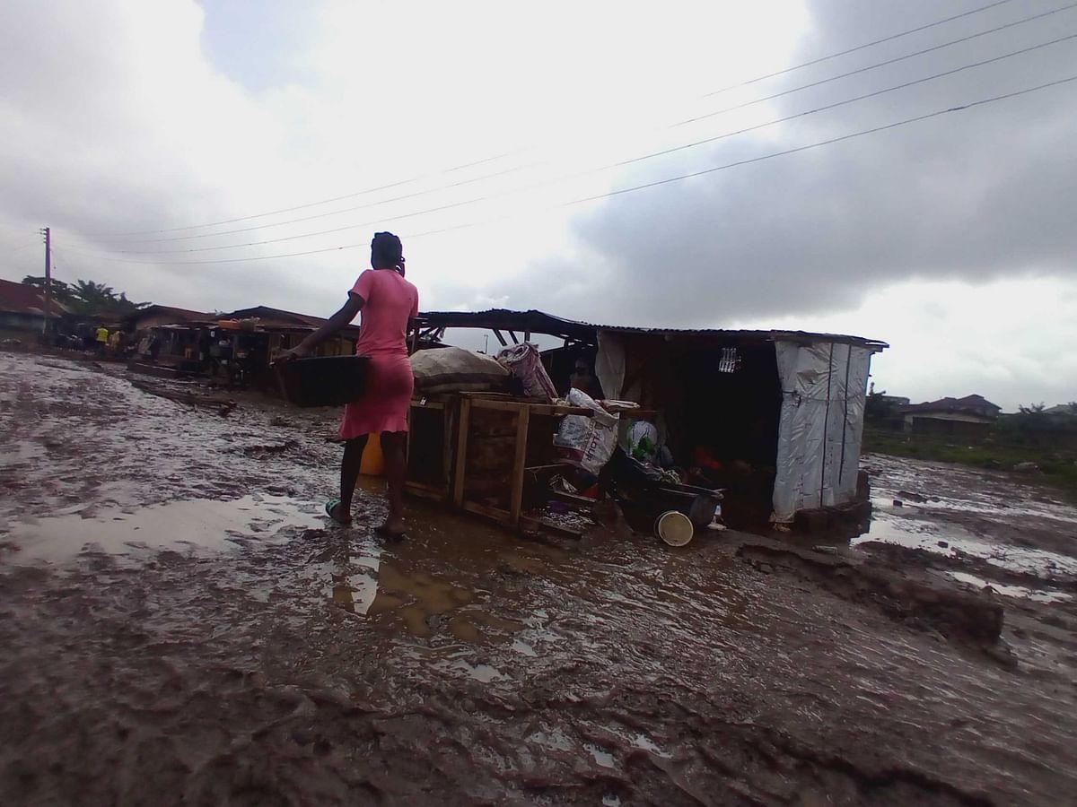Downpour wreaks havoc in Osun