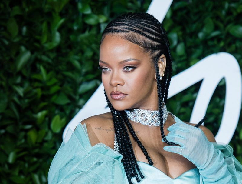 Rihanna becomes wealthiest female musician with estimated worth of $1.7b