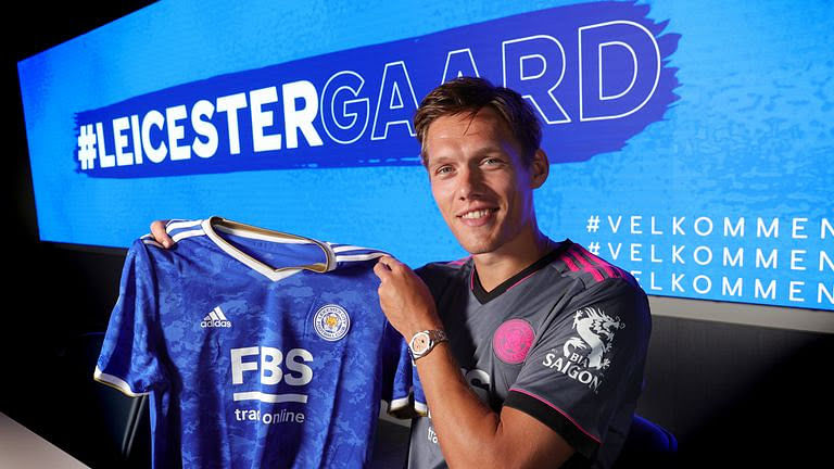 Vestergaard 'excited' to join Leicester City