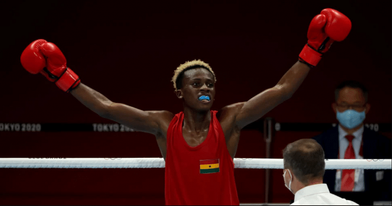 29 years after, Samuel Takyi wins Olympic medal for Ghana