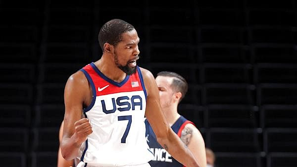 Basketball: US beat France to win men's Olympic gold