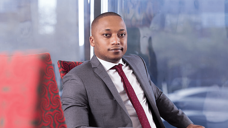 Alphonse Ndzinge, Managing Director of Kgori Capital