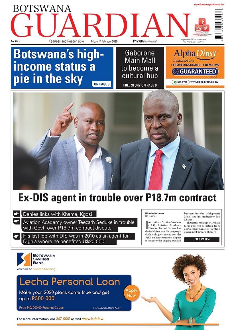 Botswana Guardian 13.2.2020