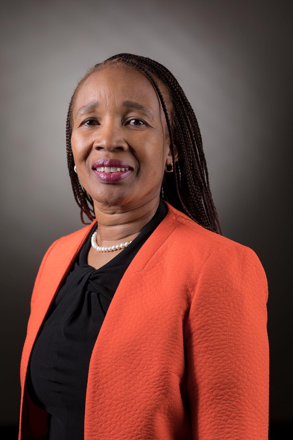 Botswana Life Insurance Limited Executive Head - People Management, Ms. Tlotlo Mookodi