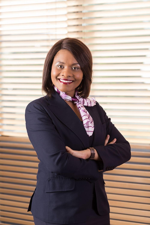 Botswana Life Insurance Limited COO, Mrs. Priscillah Ndadi