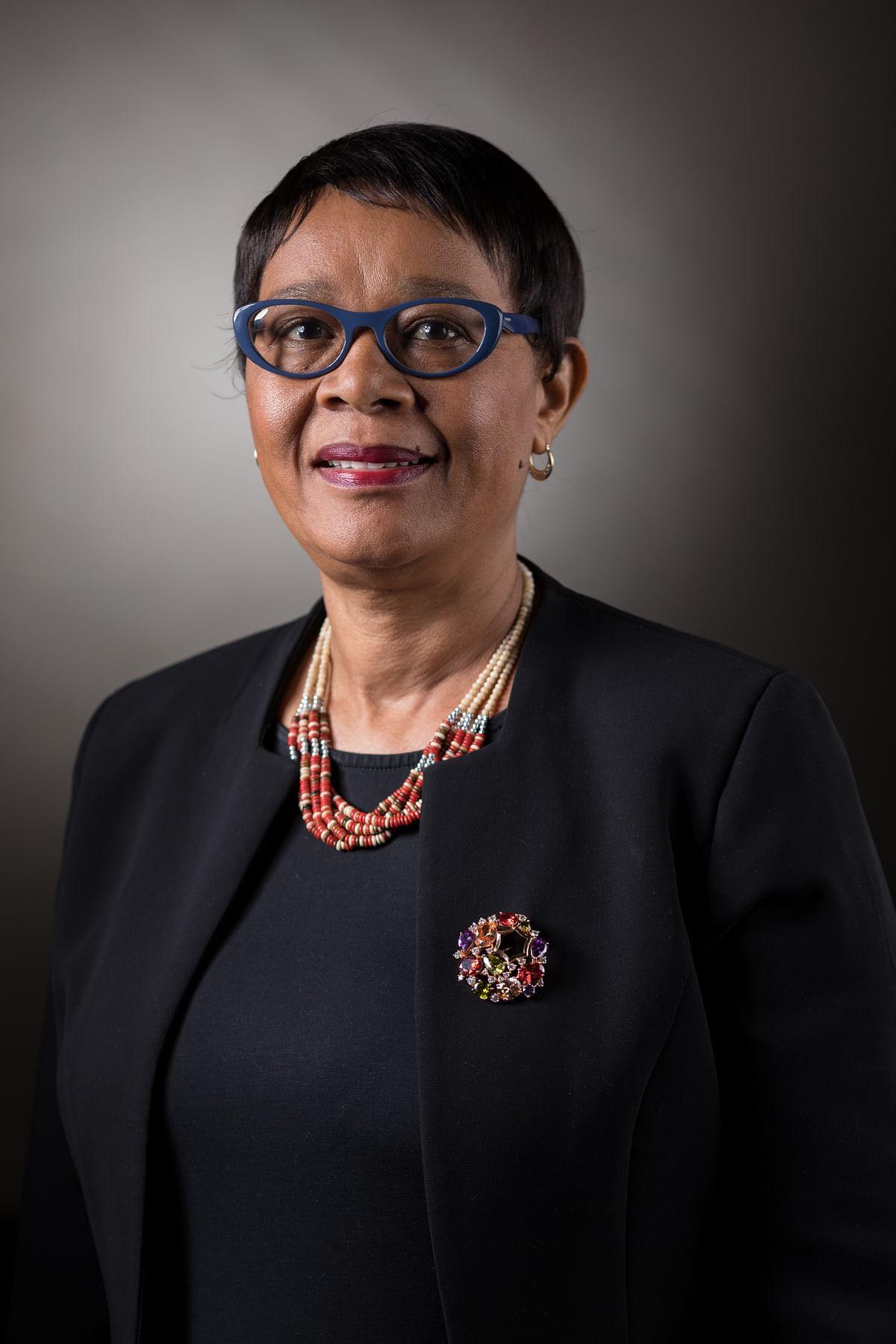 Botswana Life Insurance Limited Executive Head –  Compliance, Risk and Legal, Mrs. Patricia Raditholo