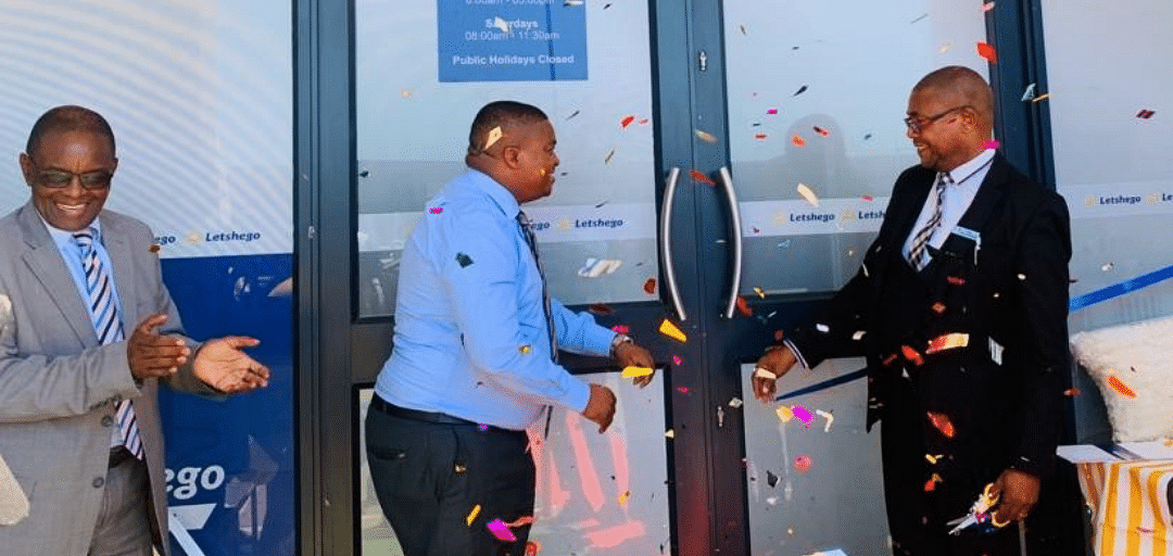 Letshego Extends Customer Access and Convenience with New Branch
