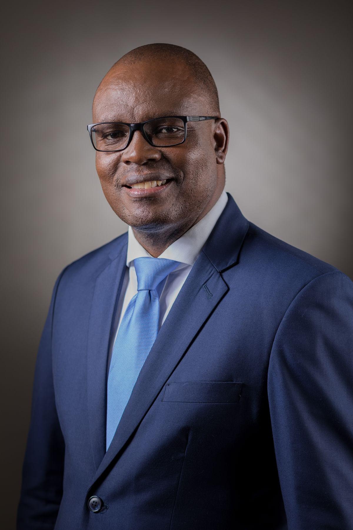 Botswana Life Insurance Limited Executive Head -  Brokers, Mr. Moletlanyi Tshosa