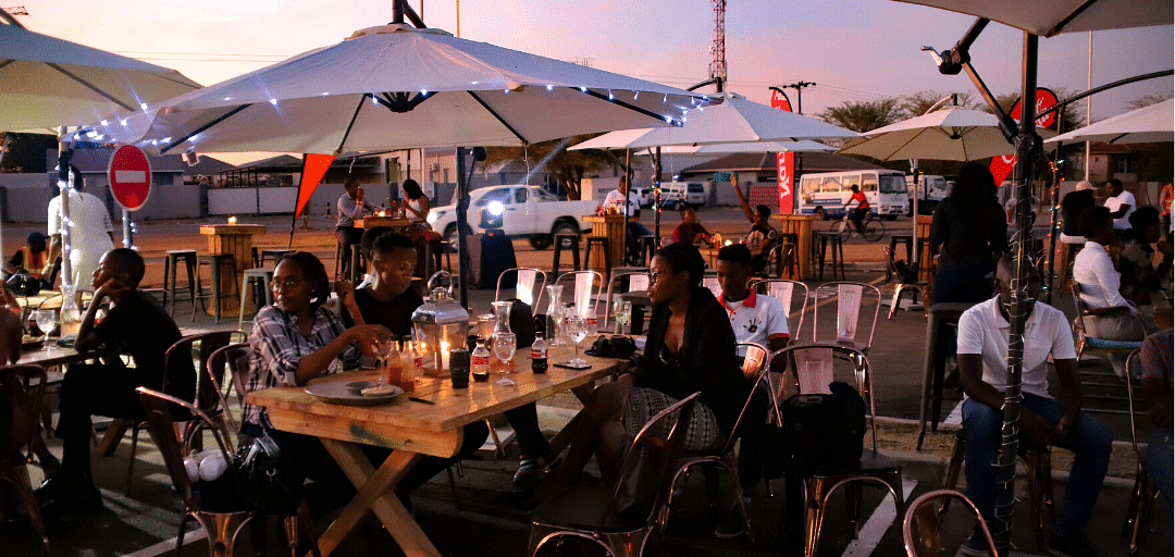 Nandos Acacia Mall Drive-Thru launch Casa Party