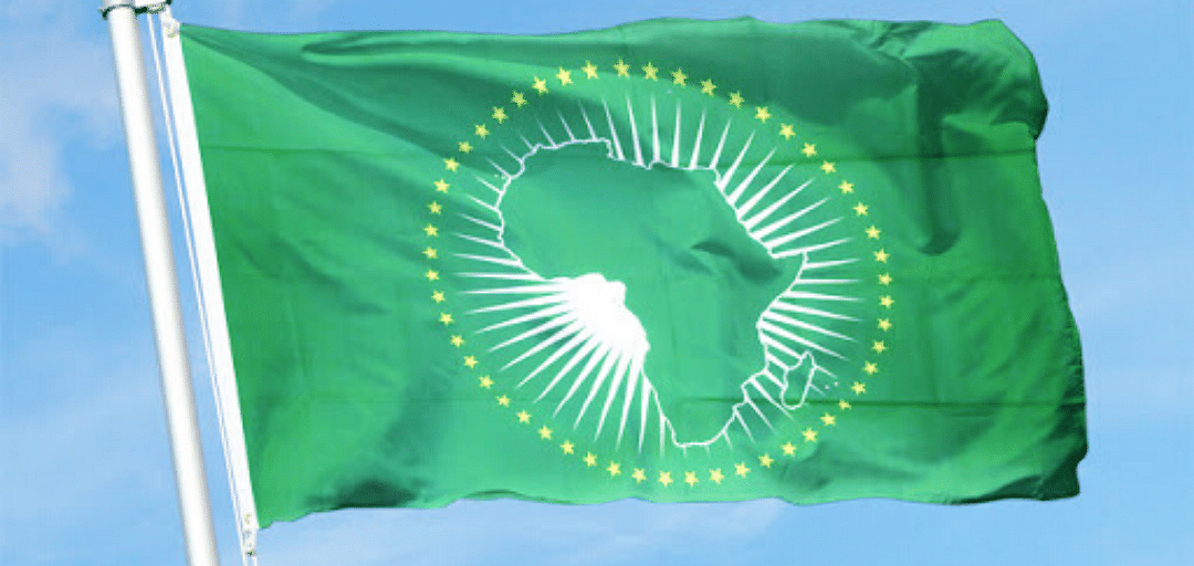 The African Union is a continental union consisting of 55 member states located on the continent of Africa.