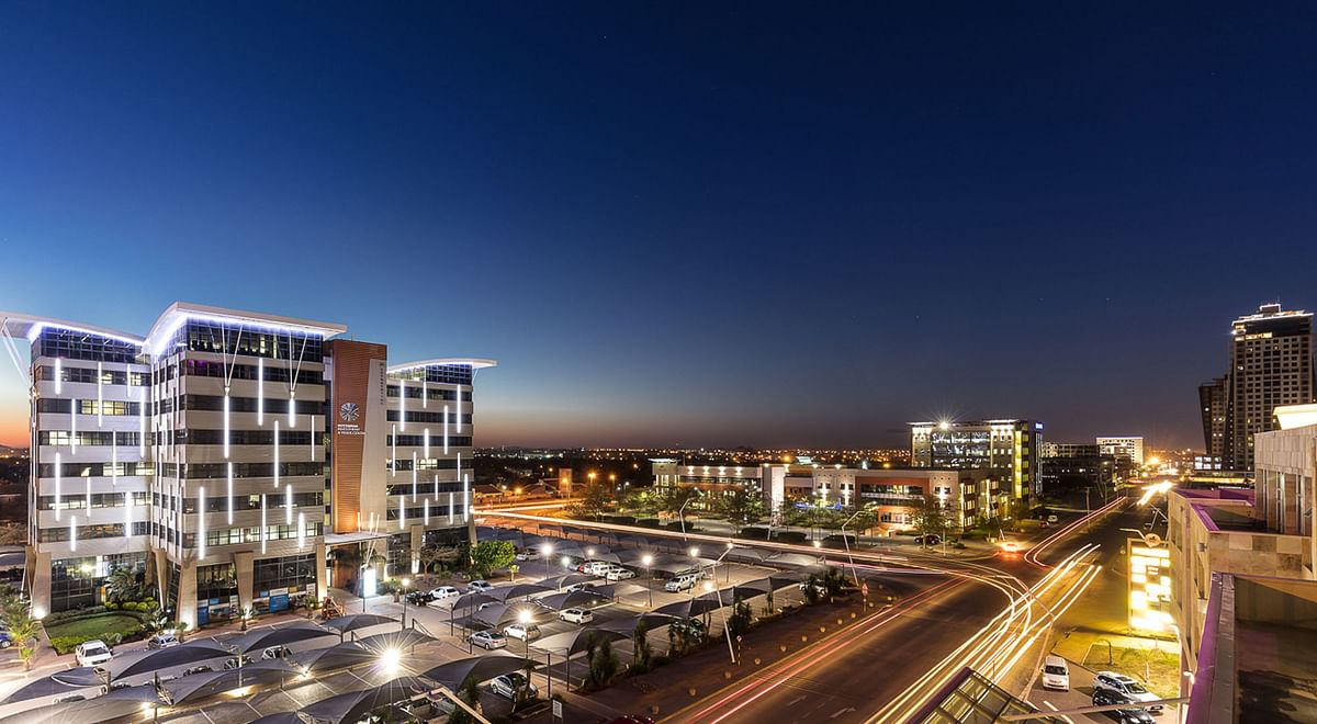 Gaborone is no longer that little outpost of the 1960s, it is a world class city in its own right.