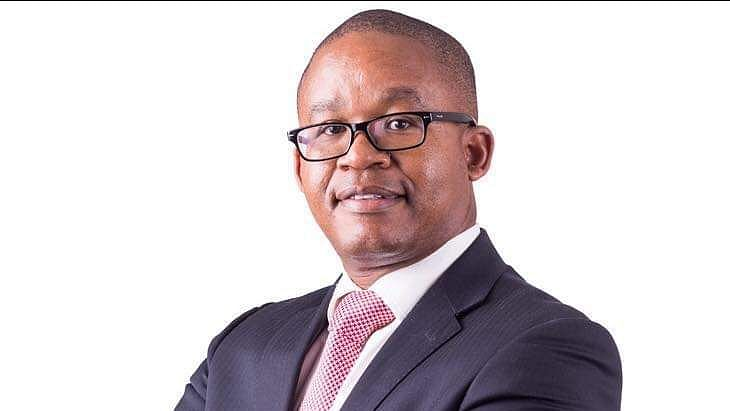 One of Botswana's foremost business leaders, Mr Lesang Magang