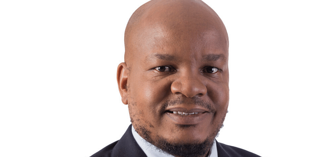 Stanbic Bank Botswana Head of Operational Risk, Mr. Thabo Okie