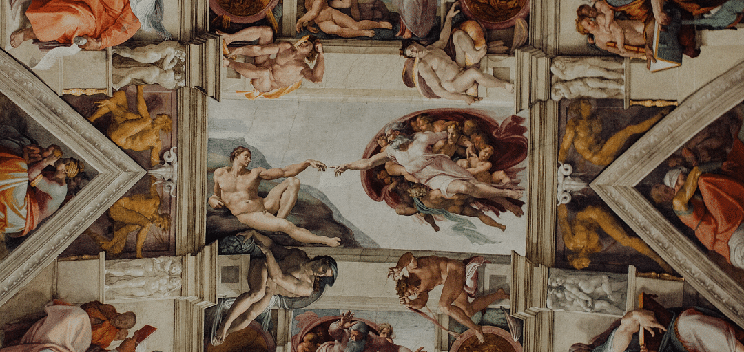Ceiling of the Sistine Chapel. When the Pope first commissioned Michelangelo to paint the Sistine Chapel's ceiling – today considered one of the greatest masterpieces of all time – he declined the offer.