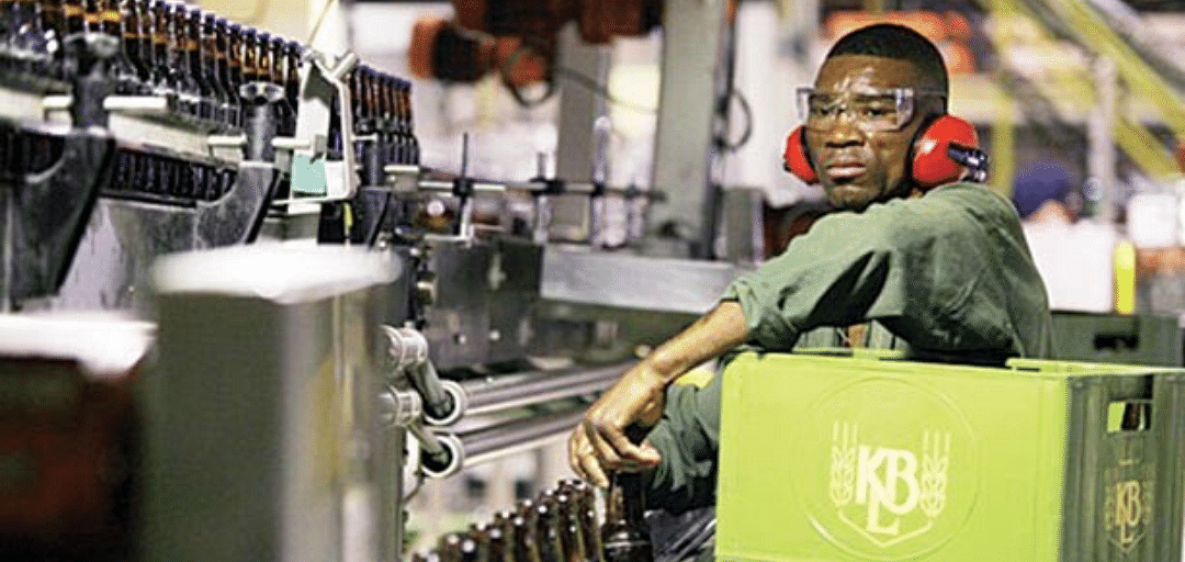 Sechaba Breweries Holdings Limited production