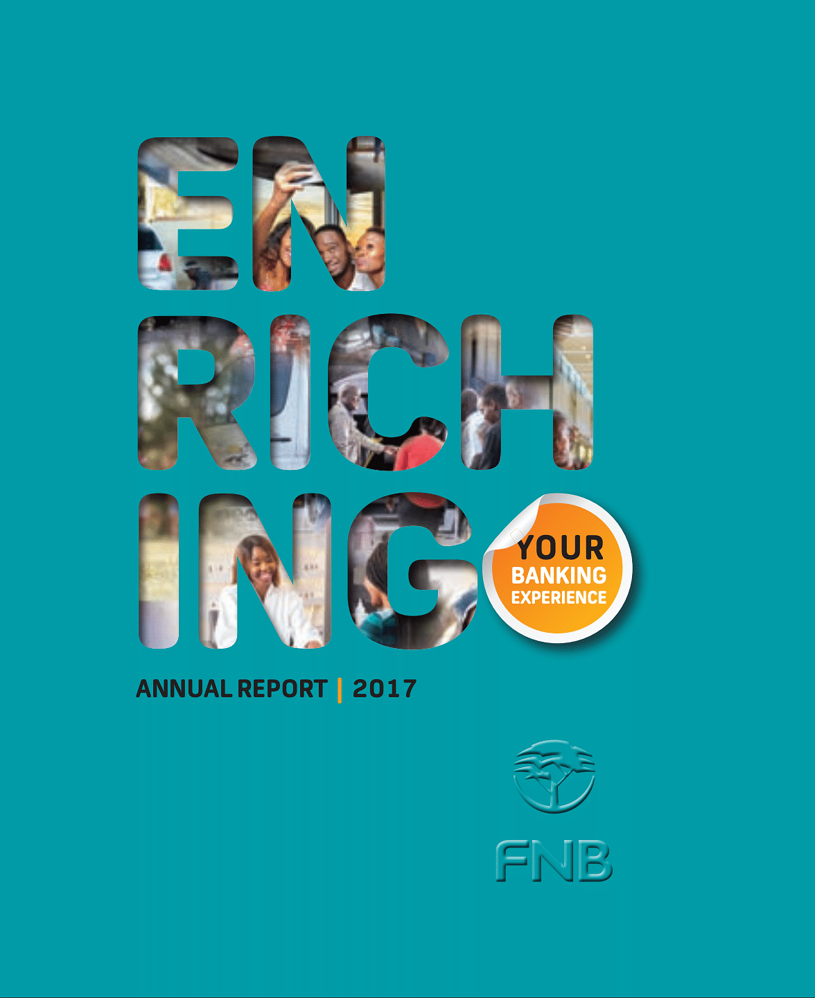 FNBB Annual Report 2017 cover