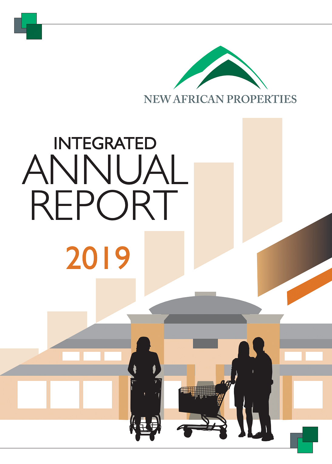 New African Properties Annual Report 2019 cover