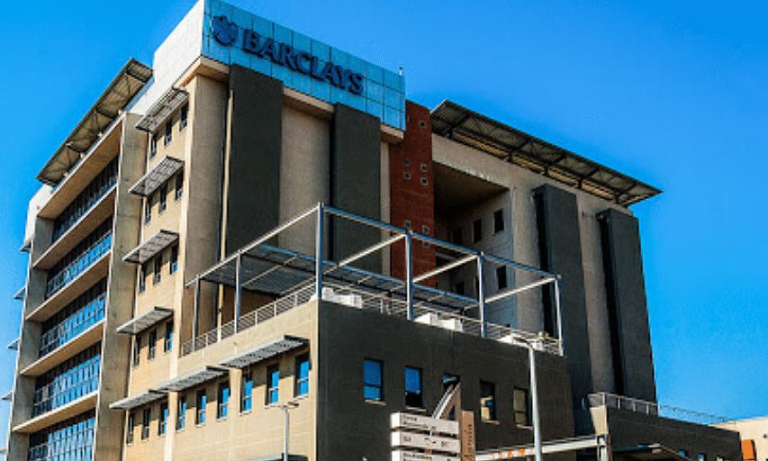 Barclays Bank Botswana Head Office, Gaborone, Botswana