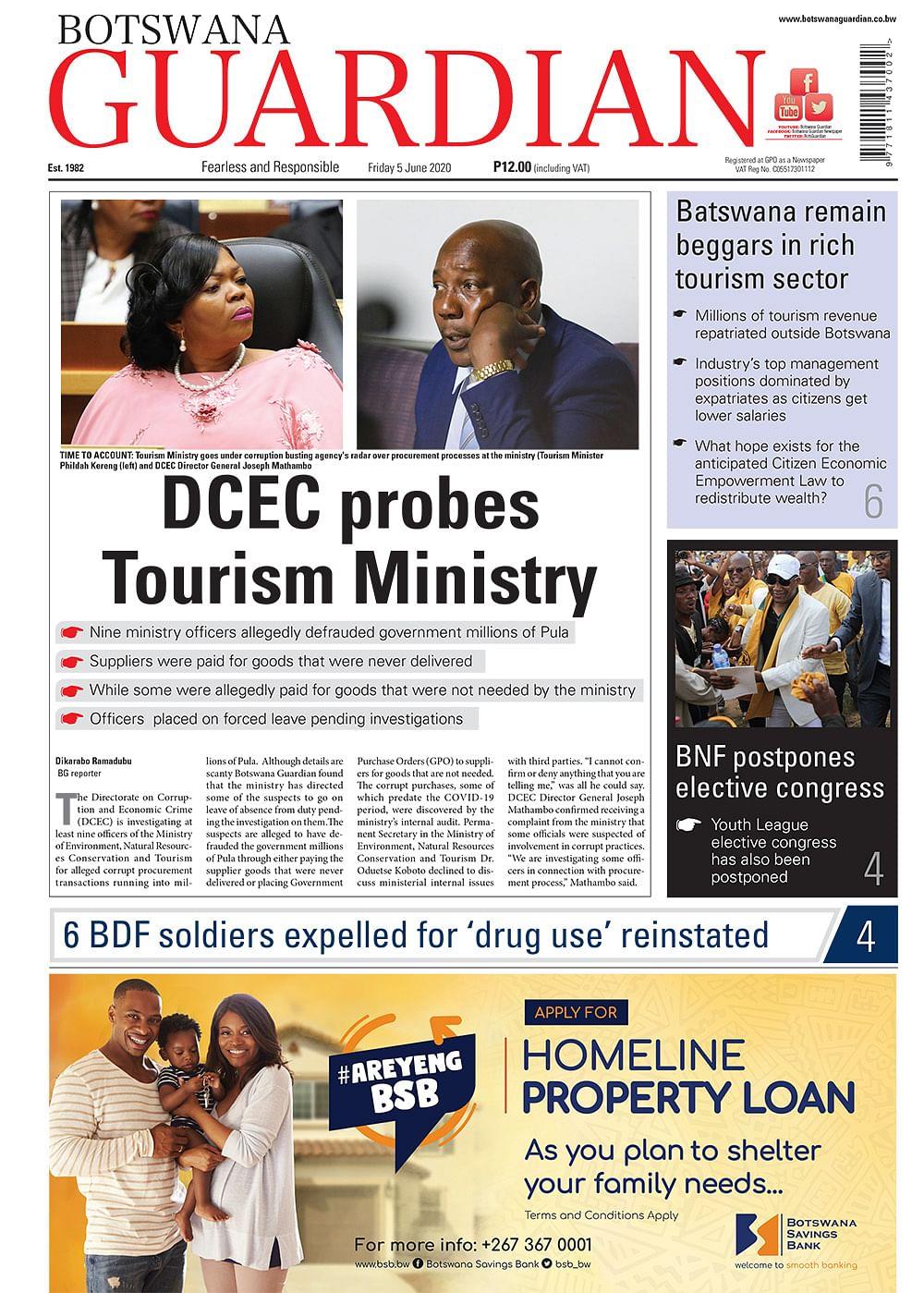 Botswana Guardian 4.6.2020