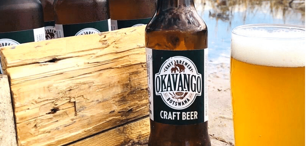 Okavango Craft Brewery is a new and exciting venture that produces craft beer from quality ingredients, including local millet malt and mineral water from the Okavango Delta.