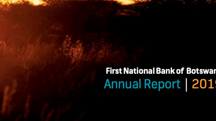 FNBB Annual Report 2019