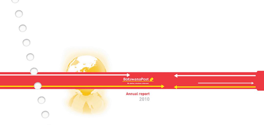 BotswanaPost Annual Report 2010