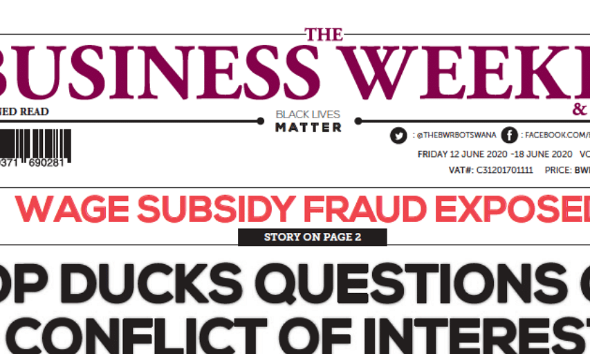 The Business Weekly & Review 12 June 2020