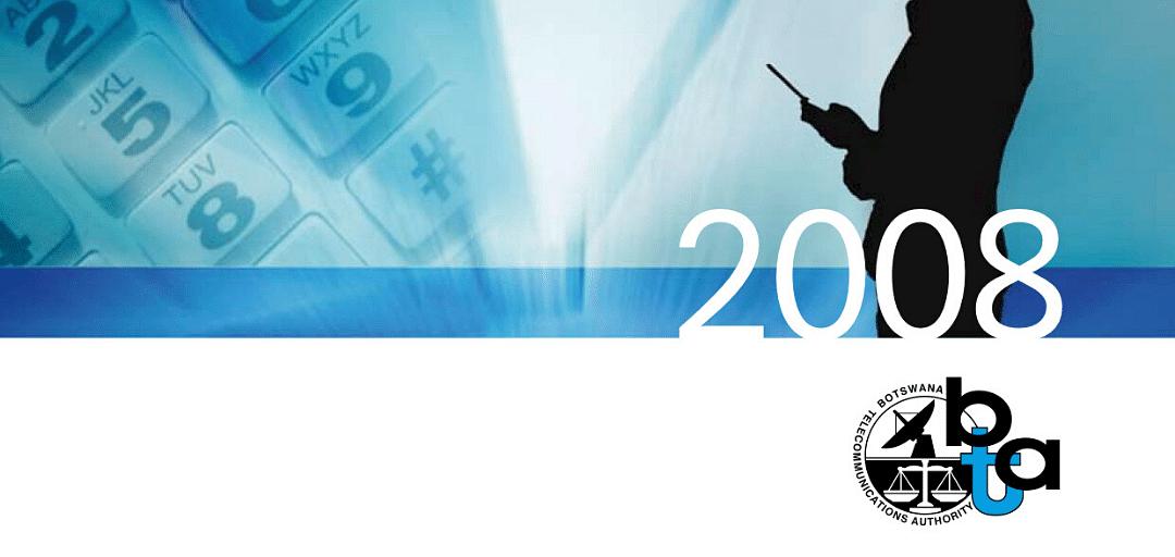 BOCRA Annual Report 2008