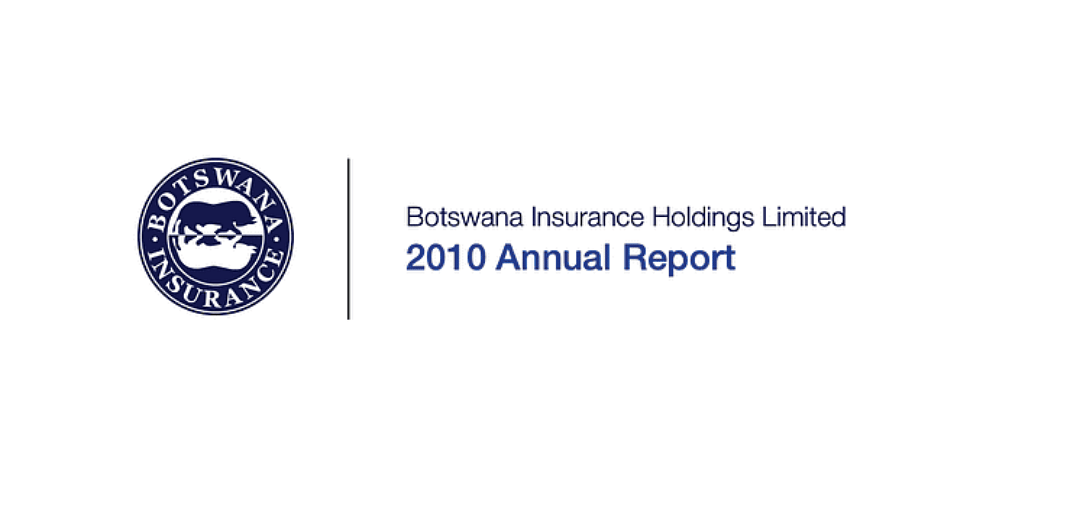 The BIHL Group Annual Report 2010