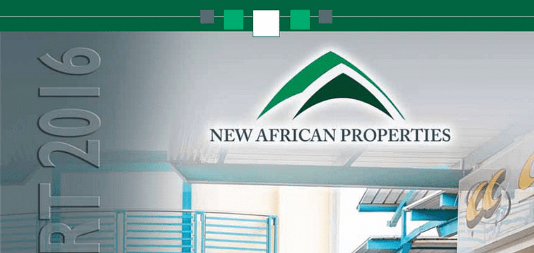 New African Properties Annual Report 2016