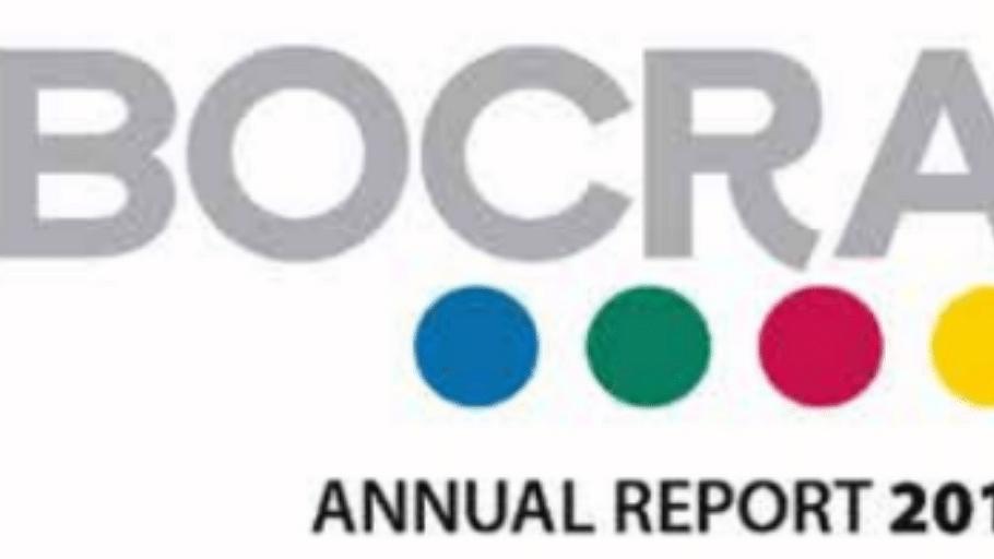 BOCRA Annual Report 2018