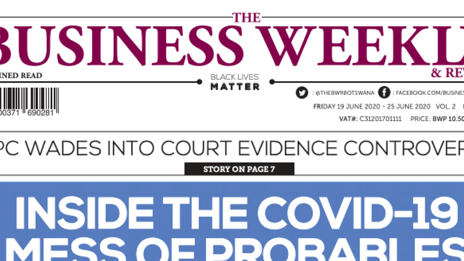 The Business Weekly & Review 19 June 2020