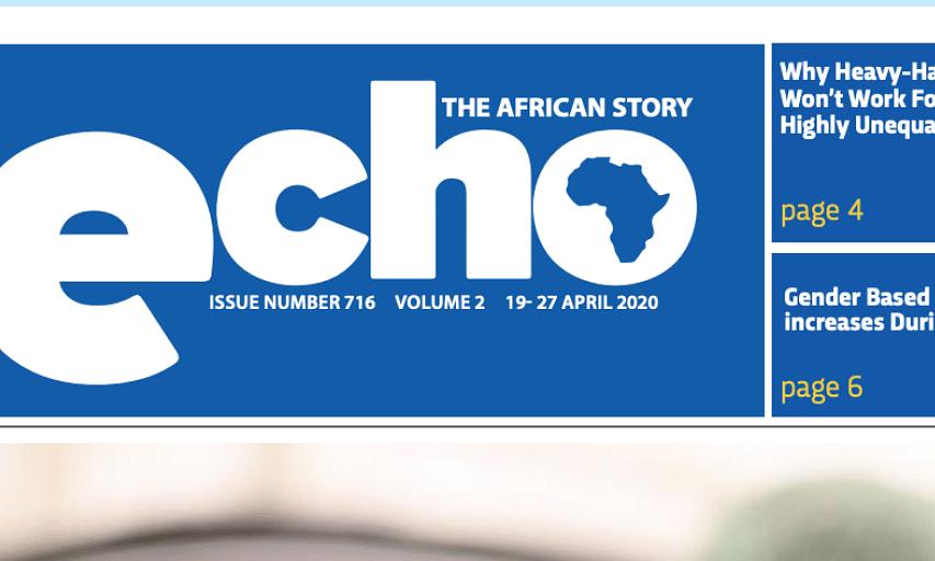 Echo 19 April 2020