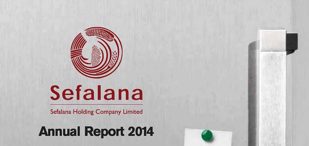 Sefalana Annual Report 2014