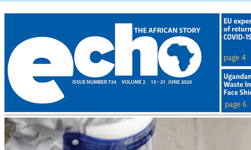 Echo 15 June 2020