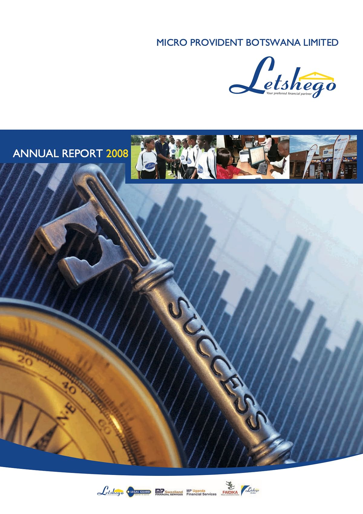 Letshego Group Annual Report 2008