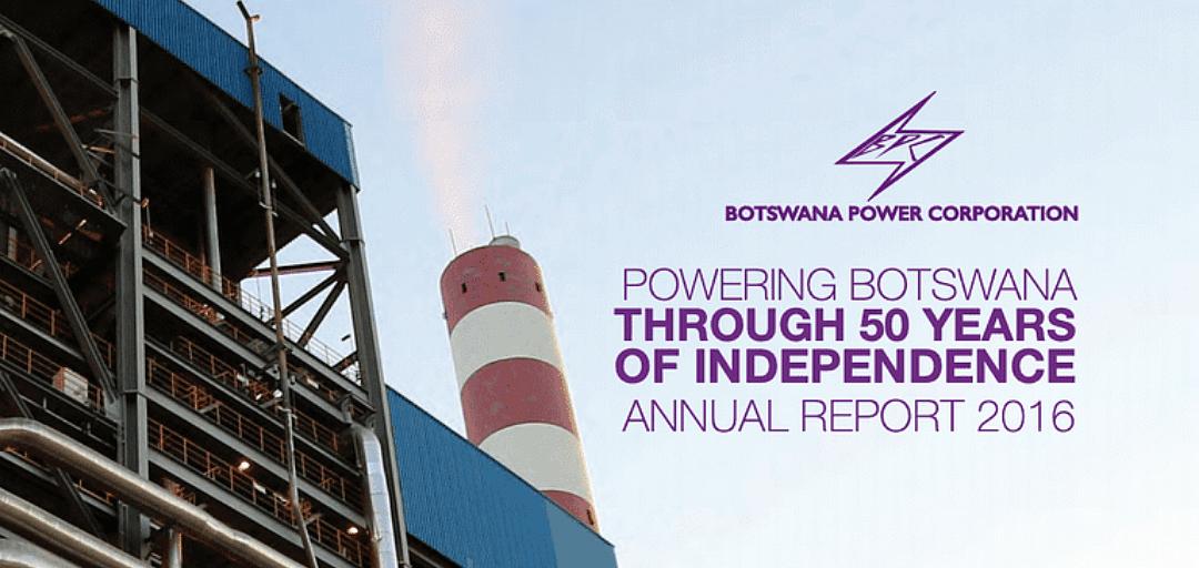 BPC Annual Report 2016