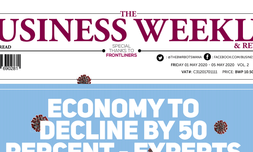 The Business Weekly & Review 1 May 2020