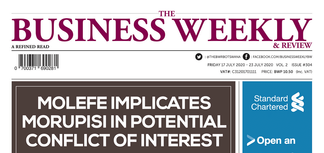 The Business Weekly & Review 17 July 2020